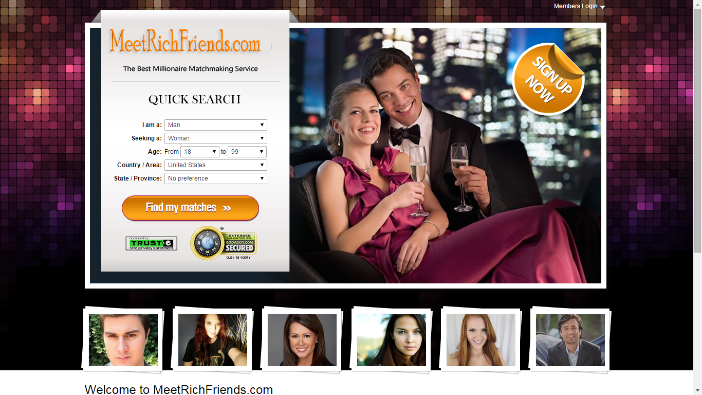 Dating website matchmaker